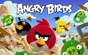 Angry Birds Instrumental / Vocal
