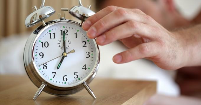 Despertador Efecto de Sonido Alarm clock