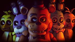 Five nights at Freddy's - Ruido metálico
