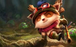 League of Legends - Captain Teemo on Duty