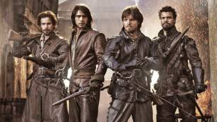 Los mosqueteros (The Musketeers) - Intro