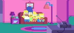 The Simpsons 8-bits