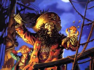 Monkey Island 2 Remix
