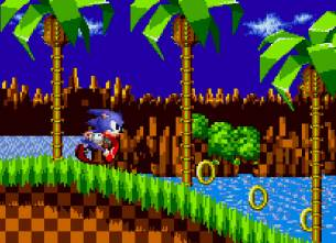 Sonic the Hedgedog - Invencible