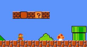 Super Mario Bros - 1Up