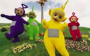 Teletubbies son...