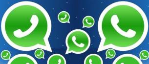 Whatsapp, notificación de chat - Symbian
